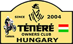 Yamaha Ténéré Owner's Club Hungary